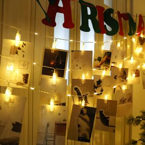 The Picture Clip Lights For Christmas Gift