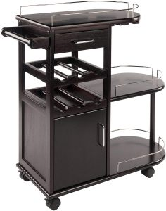The Wine Bar Table With Stand