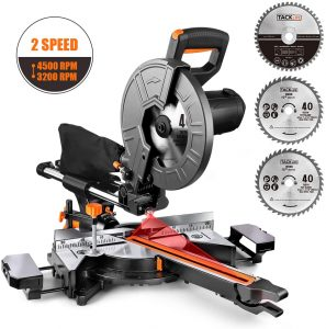 Double Speed Chop Saw From TACKLIFE