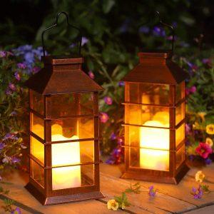 Waterproof LED Outdoor Lantern