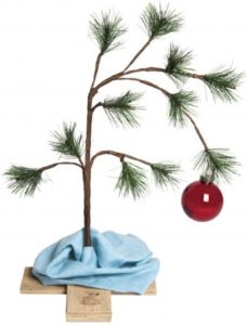 Charlie Brown Tree Ornament by Product Works