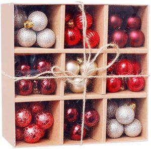 Creative Christmas Ball Ornaments