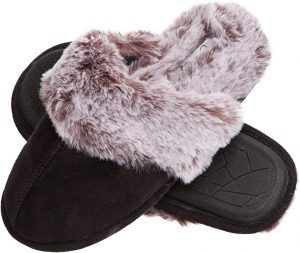 Jessica Simpso Warm Slippers For Women And Girls