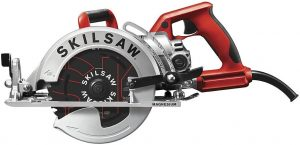 Lightweight Worm Drive Saw From SKILSAW