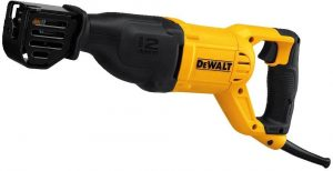 DEWALT Corded Reciprocating Saw With 12 AMP