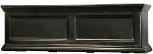 Mayne Black Window Planter Box