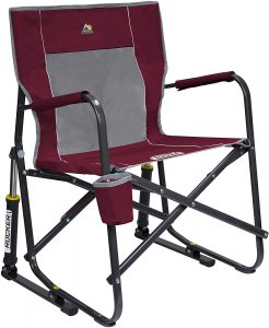 GCI Portable and Comfortable Camping Chair