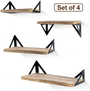 Klvied Wall Storage Shelves