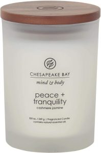 Christmas Candle By Chesapeake Bay Candle