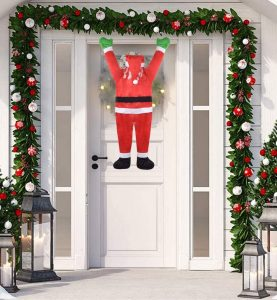 Santa Claus Hanging With 42 Inches For Christmas Decoration