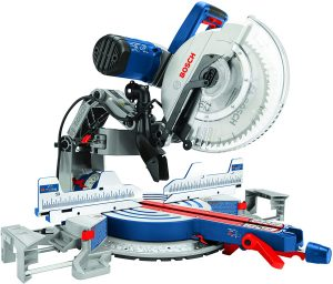 Bosch Power Worm Drive Saw With 15 Amp
