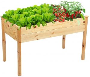 Taleco Gear's Planter Box with Legs