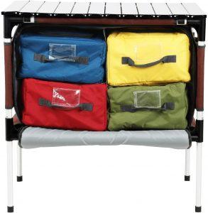 PORTAL Multifunctional Folding Camp Table
