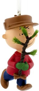 Charlie Brown Christmas Ornament by Hallmark
