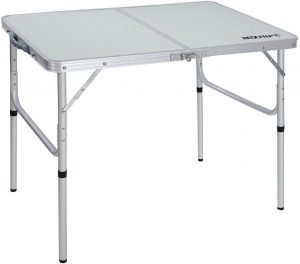 REDCAMP Aluminum Portable Folding Table for Camping