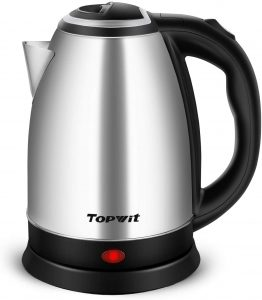 Stainless Steel Water Warmer By Topwit