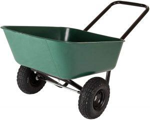 Garden Wheel Barrel With May Vary