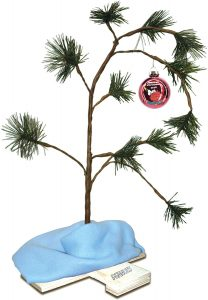 Charlie Brown Musical Christmas Tree Ornament by ProductWorks