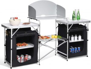 Giantex Very useful Folding Camping Kitchen Table