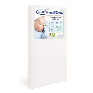Graco Premium Cozy Foam Crib Mattress