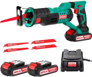 The Cordless Reciprocating Saw From HYCHIKA