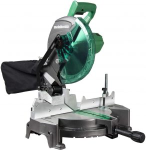 Metabo With 15 Amp Motor Chop Saw