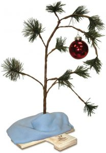 Product Works's Charlie Brown Christmas Tree Ornament