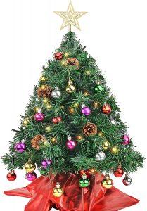 Victostar Mini Christmas Pine Tree