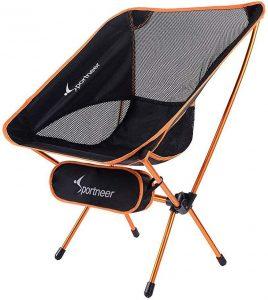 Sportneer Portable Camping Chair
