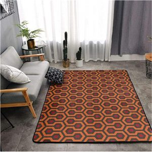 Tupwaid Cozy Floor Mat for Living Room
