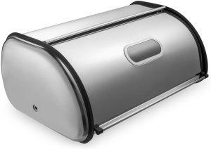 Deppon Stainless Steel Bread Box