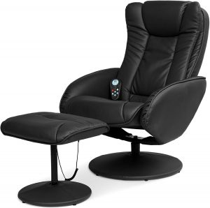 Faux Leather Electric Massage Chair from Best Choice Products