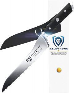 Sharp-Edged Bread Knife