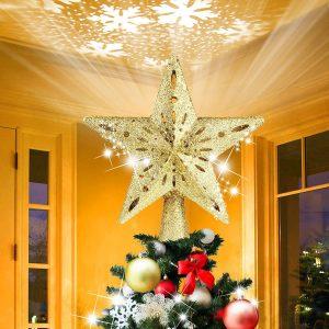 AHNNER's Christmas Tree Topper