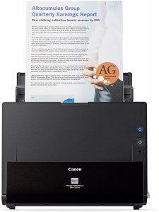 Canon Image FORMULA DR-C225 II Office Document Scanner