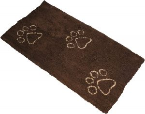 Dog Gone Smart Pet Products Anti Mud Dog Doormat