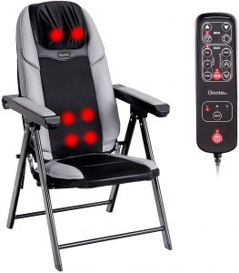 Giantex Folding Shiatsu Electric Massage Chair