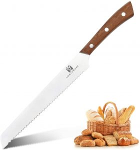 Bread Knife That Made From High-Quality Stainless Steel
