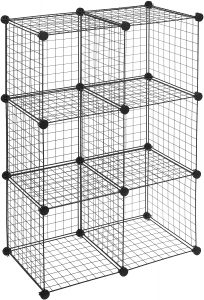 AmazonBasics Cube design Storage Shelves