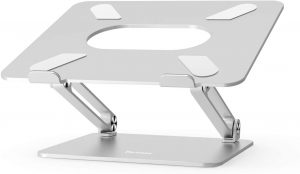 Boyata Laptop Holder, Multi-Angle Stand with Heat-Vent
