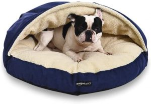 AmazonBasics Medium Pet Cave Bed