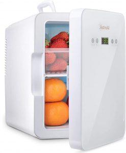 6 liter mini fridge for skincare