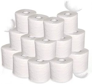 Lutema Highly Absorbent 2-Ply Toilet Paper