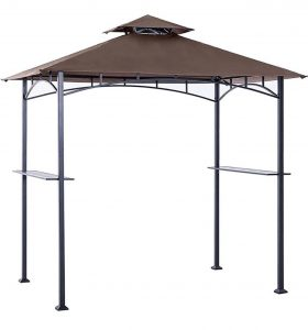 ABCCANOPY Replacement Canopy Roof For Gazebo