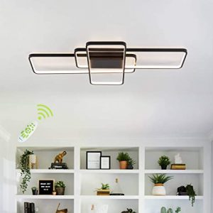 CHYING Rectangle Dimmable Ceiling Light