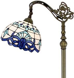 Tiffany Style Reading Floor Lamp Lighting