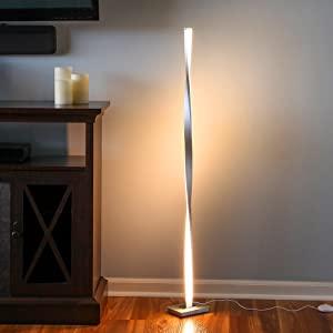 Brightech Helix Contemporary Indoor Pole