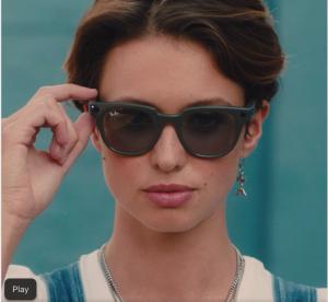 Ray-Ban Smart Glassess